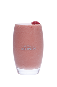 Azuki Red Bean Strawberry Yogurt Frappe