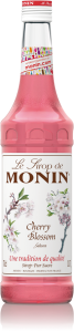 MONIN Cherry Blossom syrup 70cl