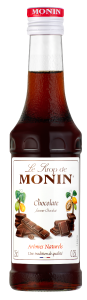MONIN Chocolate syrup 25cl