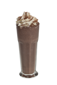 Coconut Chocolate Frappé