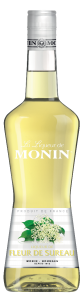 MONIN Elderflower liqueur