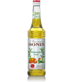 MONIN Habanero Lime concentrate 70cl