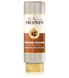 MONIN Chocolate Hazelnut sauce 500ml