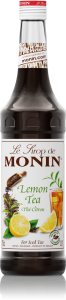 MONIN Lemon Tea syrup 25cl