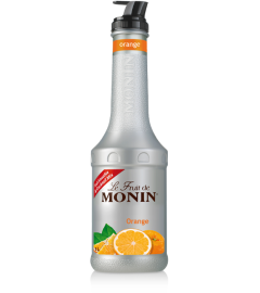 Le Fruit de MONIN Orange 1L