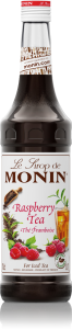 MONIN Raspberry Tea syrup 70cl