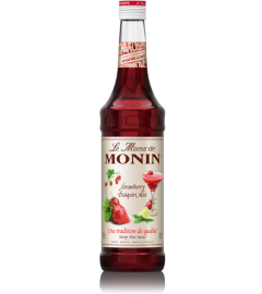 Le Mixeur de MONIN Strawberry Daiquiri 70cl