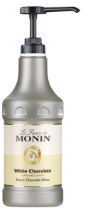 MONIN White Chocolate sauce 1.89L