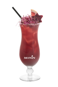 Beetroot Agave Cocktail