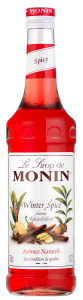 MONIN Winter Spice syrup