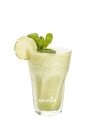 Virgin Pineapple Frozen Mojito