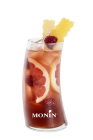 Raspberry and Pink Grapefruit Iced Tea