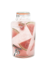 watermelon & strawberry flavoured water