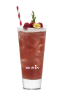 Fruity Iced Tea Raspberry Pink Peppercorn
