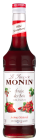 MONIN Wild Strawberry syrup