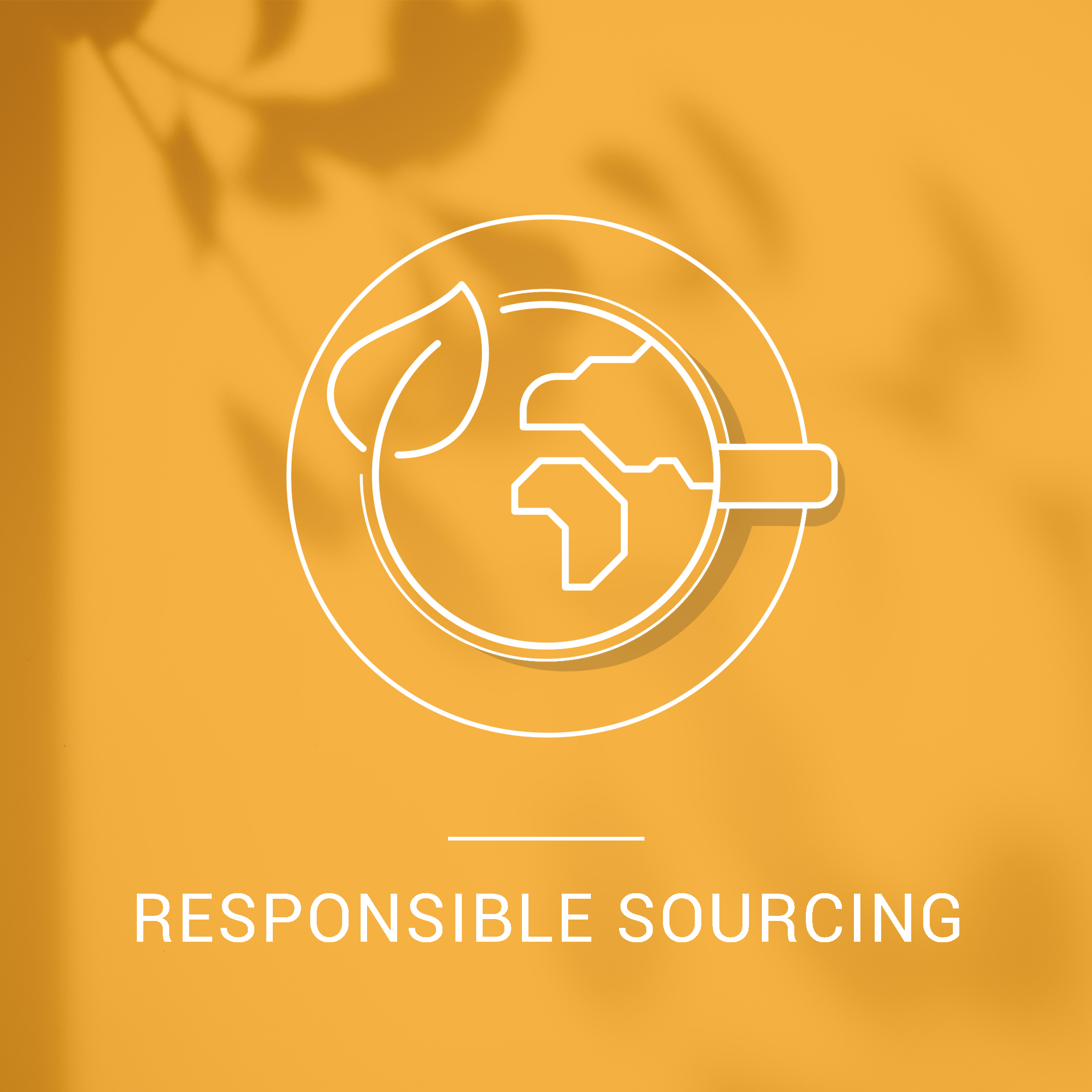MONIN Responsible Sourcing