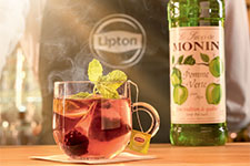 lipton tea cocktail experience