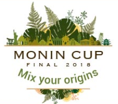 monin cup 2018 bartender competition