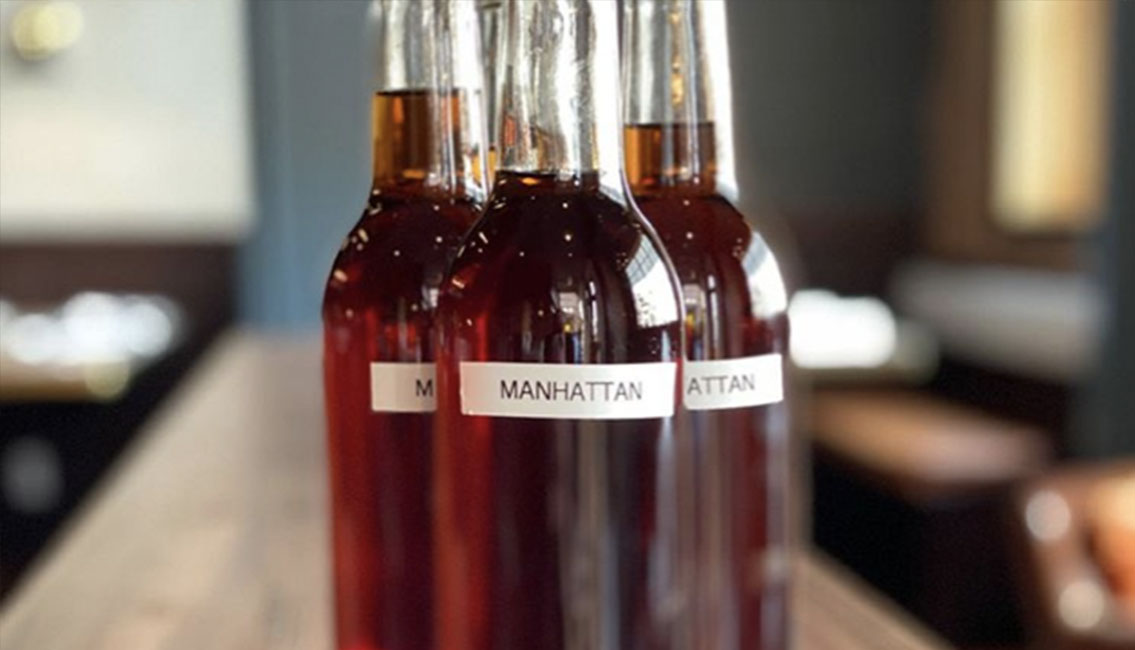 batched cocktail