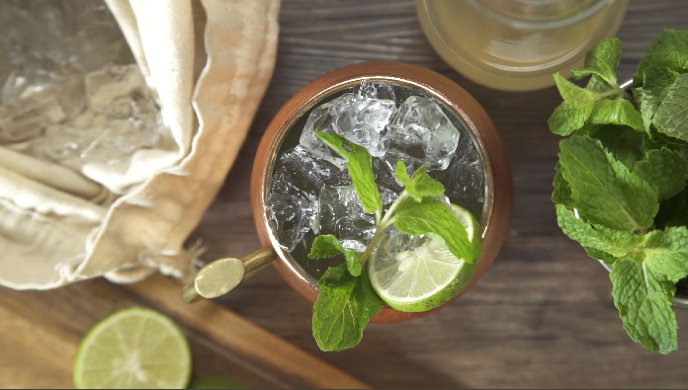 Moscow Mule is back !