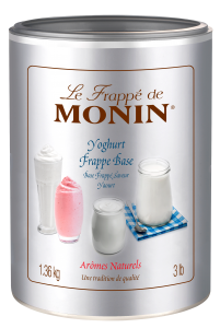 Frappé-Yaourt-Smoothie