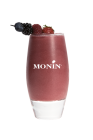 Smoothie Thé Framboise Fruits Rouges