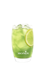 Mocktail Gin Matcha