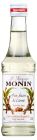 Sirop-Monin-Sucre de Canne-Cocktail