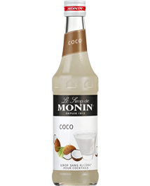 Sirop coco grande distribution