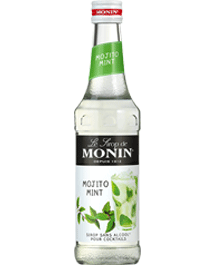 Sirop mojito mint grande distribution