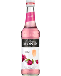Sirop rose grande distribution