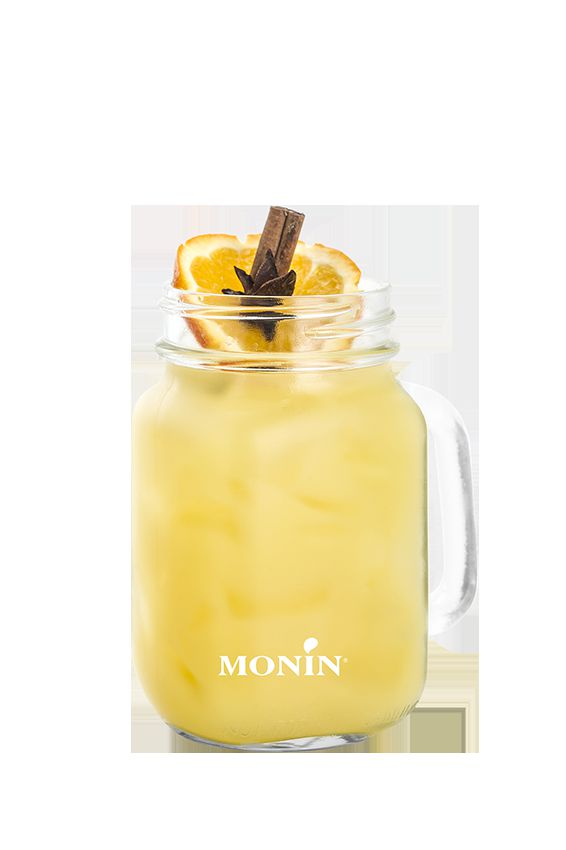 Virgin punch Le Sirop de Monin