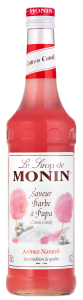 MONIN Cotton Candy syrup