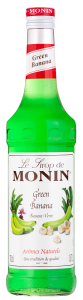 MONIN Green Banana syrup