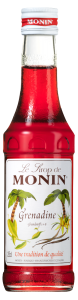 MONIN Grenadine syrup 25cl