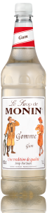 MONIN Gomme syrup 1L PET