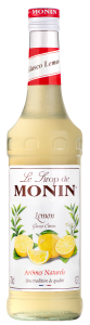 MONIN Glasco Lemon syrup