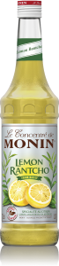 Le Concentré de MONIN Lemon Rantcho