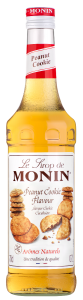 MONIN Peanut Cookie Syrup 70cl