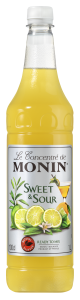Le Concentré de MONIN Sweet and Sour 1L PET