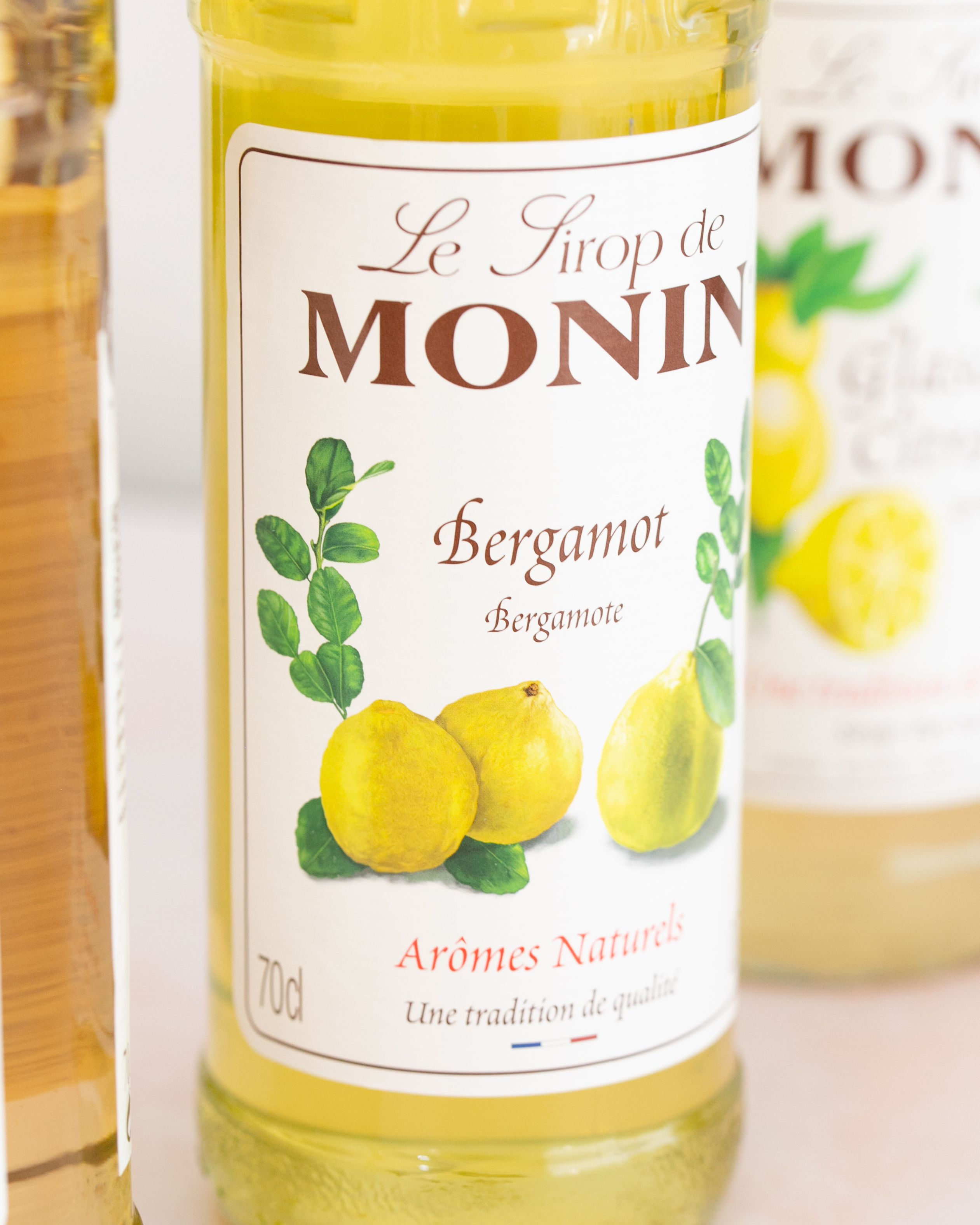 MONIN Spicy Syrup