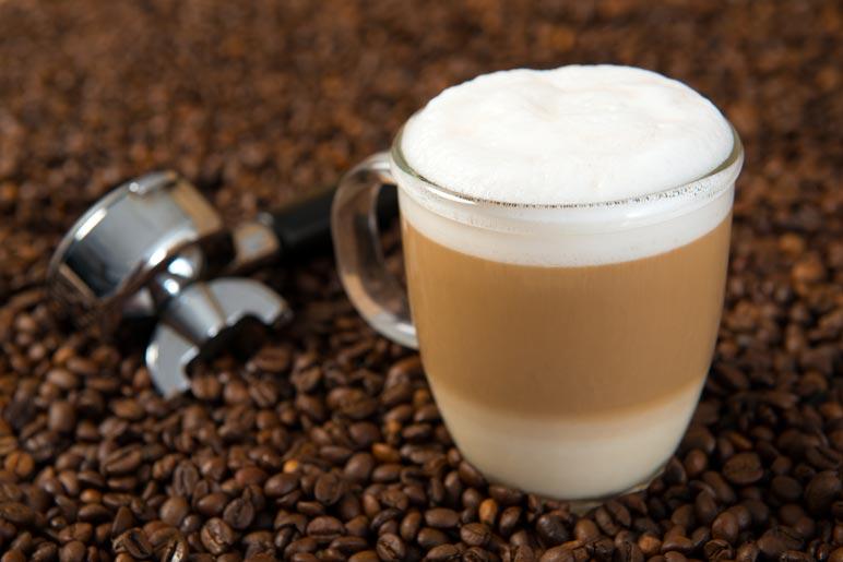 Layering Espresso
