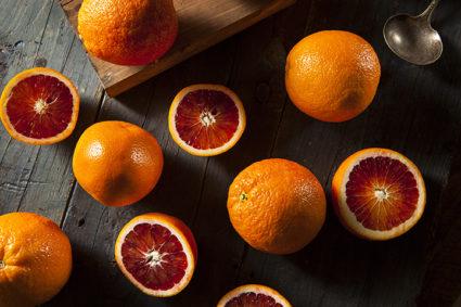Blood Orange Season