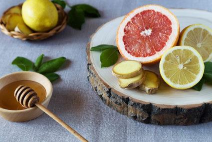 Citrus Honey Healer