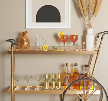 How to Stock Your Home Bar on a Budget